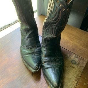 Other - 50s/60s style Cowboy Boot
